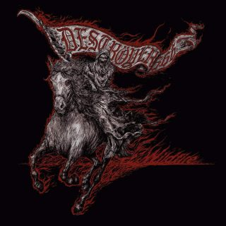 """News Added May 08, 2021 Black Metal/Thrash Metal formation Deströyer 666 (originally from Australia, but now relocated to London after residing in The Netherlands), will be releasing a new two-track EP, titled """"Traitor"""". The new EP will see the light of day on May the 17th. Submitted By Schander Source nl-nl.facebook.com Track list: Added May […]"""