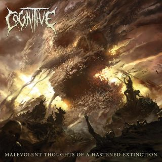 News Added Jun 02, 2021 COGNITIVE have released a new music video! The new music video, for the track Eniac, is taken from the New Jersey-based death metal band's upcoming new album, Malevolent Thoughts of a Hastened Extinction, which is scheduled to be released in July this year, via Unique Lead Records. The upcoming album […]