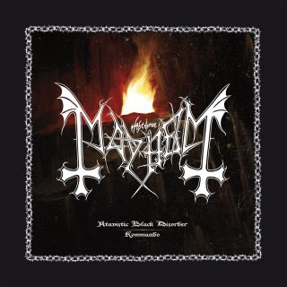 """News Added Jun 03, 2021 Norwegian black metallers MAYHEM return this year with an EP called """"Atavistic Black Disorder / Kommando"""" with additional material from the """"Daemon"""" session, including a homage to bands that laid the foundation for what was to come. The EP will be released on July 9. The lords of darkness have […]"""