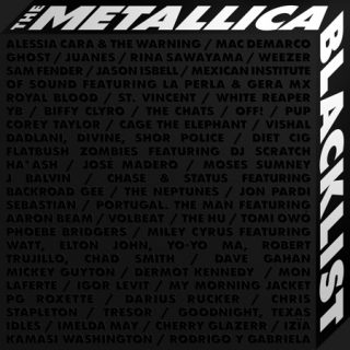 News Added Jun 23, 2021 The Metallica Blacklist is an upcoming tribute album to American heavy metal band Metallica's 1991 self-titled album, colloquially referred to as The Black Album. The album will feature the 12 songs from the original album covered by 53 different artists from a wide variety of genres. 100 percent of the […]