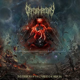 """News Added Jun 11, 2021 Deformatory has been a maelstrom of devastation since 2010, assaulting all in their wake with relentless sonic brutality. This year they are adding to their punishing catalogue with their third album """"Inversion of the Unseen Horizon"""", which was mixed and mastered by Topon Das (Fuck the Facts) from Apartment 2 […]"""