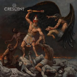 """News Added Jul 02, 2021 Brutal Death Metal/Blackened Death Metal formation Crescent from Egypt, will be releasing their third full-length studio album """"Carving The Fires Of Akhet"""", on July the 16th. Anyone into ancient Egyptian mythology, might want to check these guys out. Submitted By Schander Source facebook.com Track list: Added Jul 02, 2021 01. […]"""