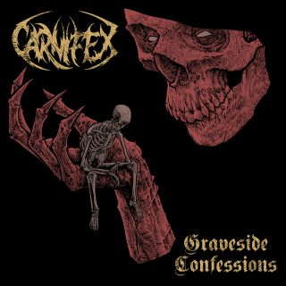 """News Added Jul 27, 2021 Blackened Deathcore icons Carnifex, from San Diego - USA, have released details for their 8th full-length studio album, titled: """"Graveside Confessions"""". This album will mark the 15 year anniversary of their self-titled debut, and will therefor also feature 3 re-recorded tracks of said album. It will see the light of […]"""
