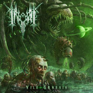 """News Added Jul 22, 2021 Technical Death Metal/Melodic Death Metal formation INFERI, from Nashville - United States, seem to be on quite a prolific spree these last few years. They will now be releasing their 6th full-length studio album, titled: """"Vile Genesis"""", on September 10th. Submitted By Schander Source facebook.com Track list: Added Jul 22, […]"""