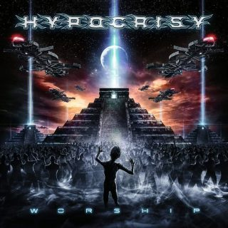 """News Added Sep 10, 2021 With governments finally admitting that UFOs do in fact exist, and humanity attempting to heal from a state of the recent crisis, the timing couldn't be more appropriate for the newest addition to the HYPOCRISY catalog: """"Worship"""". Due on November 26 via Nuclear Blast Records, """"Worship"""" is 11 tracks of […]"""