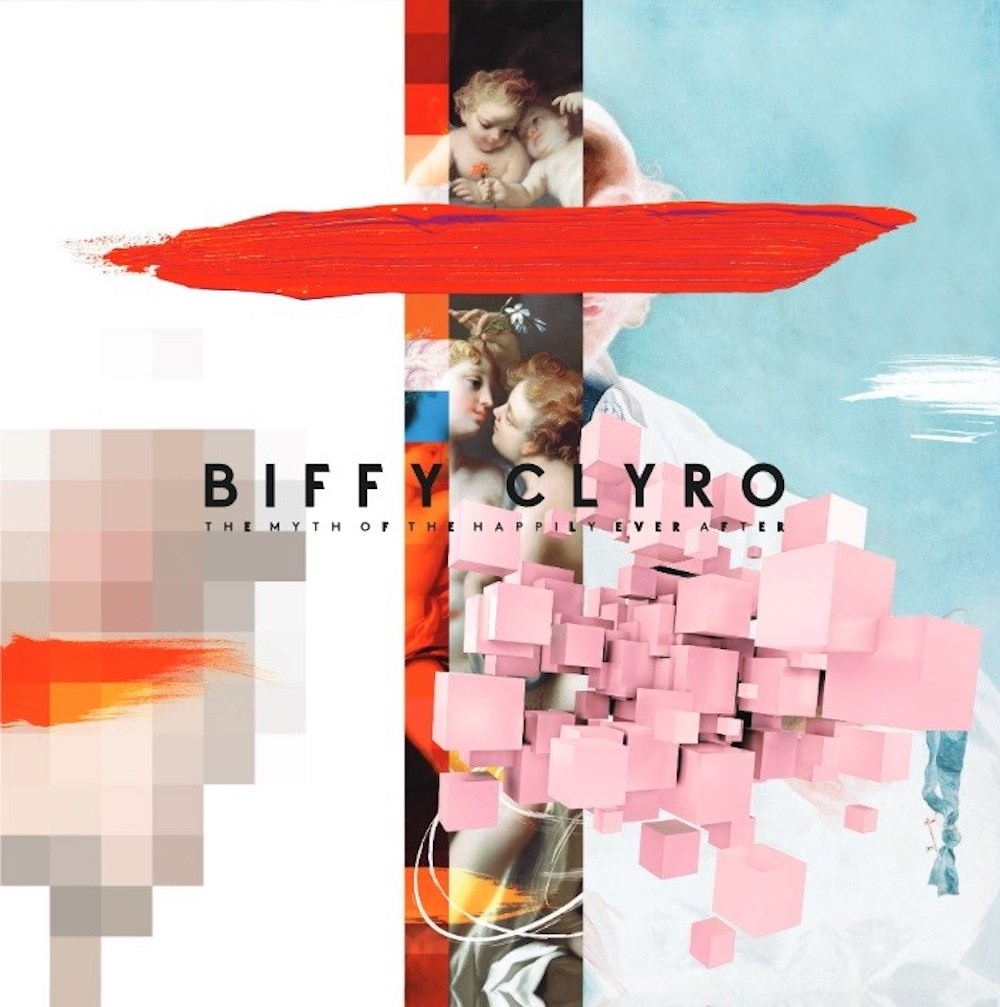 Biffy Clyro : The Myth Of The Happily Ever After